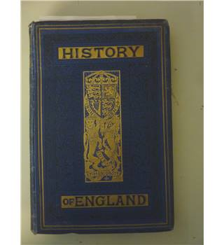 History of England Div. X