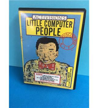 Little Computer People(Commodore 64 cassette)