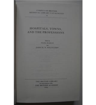 Hospitals, Towns, and the Professions