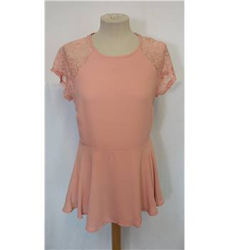 Forever 21 Dress Size: L - Pink
