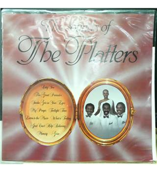 The Sounds Of The Platters - The Platters - EX 1