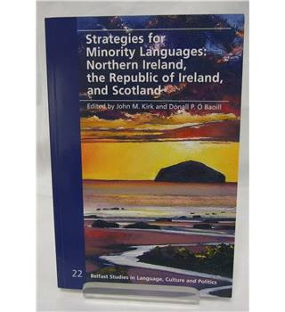 Strategies for minority languages