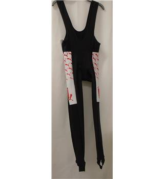 New - Puma - Size: Medium - Black - Super Roubaix Bib Tights