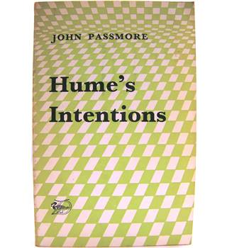 Hume's Intentions