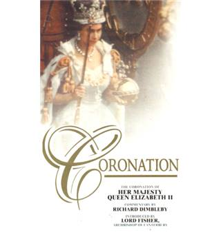 Coronation - The coronation of Her Majesty Queen Elizabeth II Non-classified