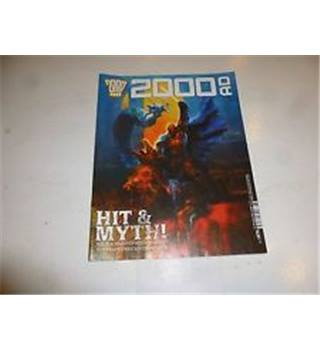 2000 AD Comic Hit & Myth