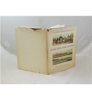 Coaches And Trains Edited by John Cadfryn-Roberts Published By  Golden Ariels 1965 First Edition, illus in colour