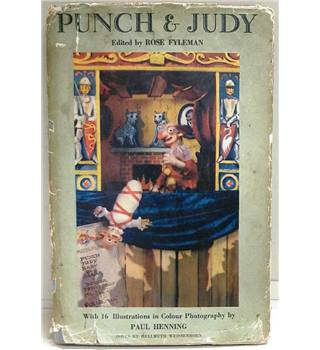 Punch and Judy  (with DJ)