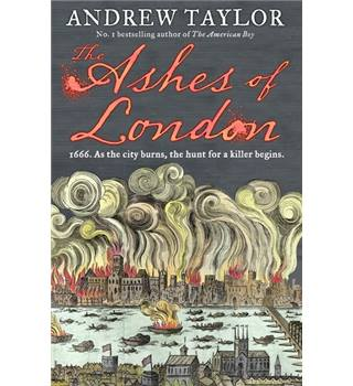 The Ashes of London- First Edition; Third Printing;Signed Copy