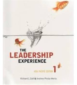 The Leadership Experience - Asia Pacific Edition