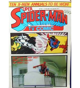 Spider-Man #467 - 17th February 1982