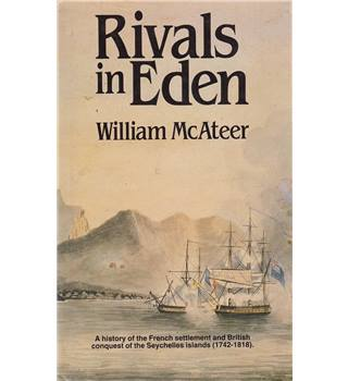 Rivals in Eden - William McAteer - Signed Copy