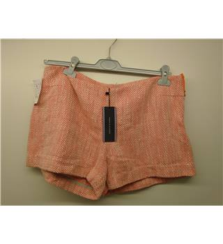 tommy hilfiger - Size: 16 - Orange - Hot pants