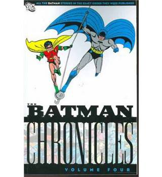 Batman Chronicles TP Vol 04