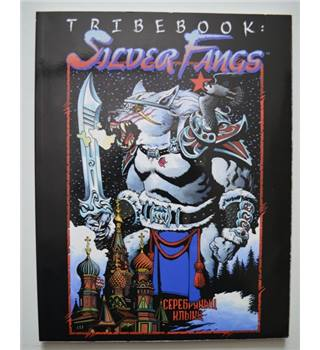 Tribebook Silver Fangs (Werewolf the Apocalypse) - WW3860