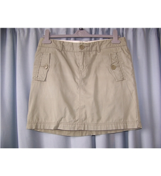 Gap - Size: S - Green - Mini skirt
