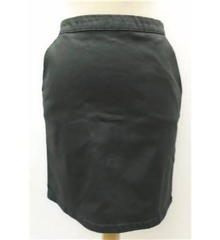 Warehouse - Size: 12 - Black - Mini skirt