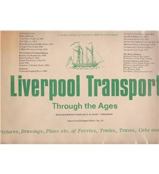 Liverpool Transport - Through The Ages No 3