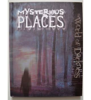 World of Darkness Mysterious Places Sourcebook - WW55302
