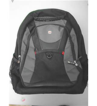 Gino Ferrari - Black/Grey Backpack Gino Ferrari - Size: One Size - Grey