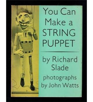 You Can Make a String Puppet