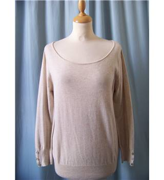 Next - Size: 12 - Beige - Jumper