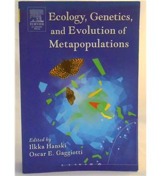 Ecology, Genetics, And Evolution Of Metapopulations