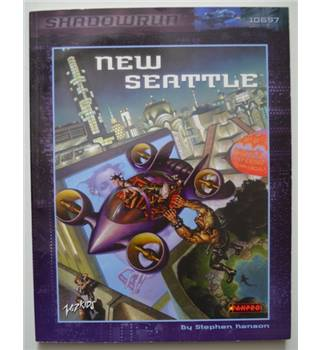 New Seattle Sourcebook - 10657