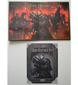 Warhammer 40,000 Roleplay Games Master's Kit (Dark Heresy)