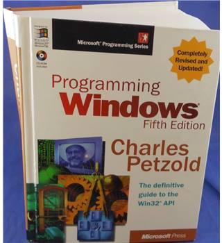 Programming Windows Fifth Edition NO CD   Oxfam GB   Oxfam's Online Shop