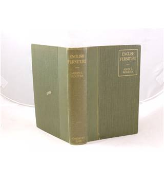 English Furniture By John C. Rogers Pub At The Offices Of 'Country Life' Ltd 1923 Hardback Book