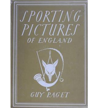 Sporting Pictures of England - Britain in Pictures Series
