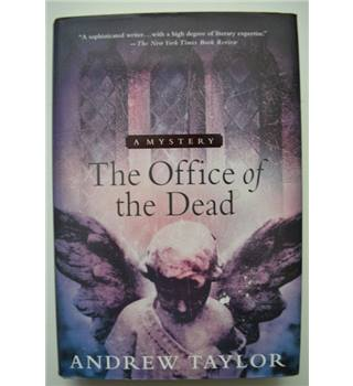 The Office of the Dead - Signed 1st U.S. Edition