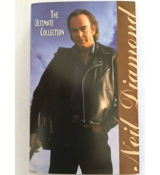 NEIL DIAMOND - The Ultimate Collection -1996 Double Cassette Tape