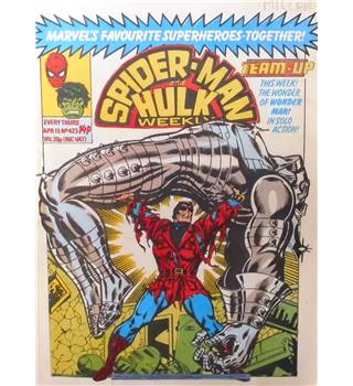 Spider-Man #423 - 15th April 1981