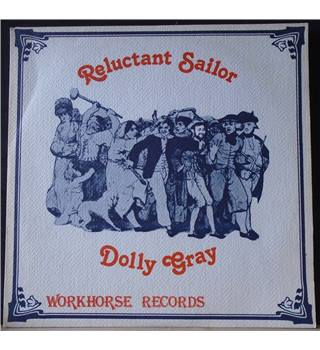 Reluctant Sailor Dolly Gray - WHR7