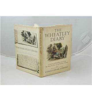 The Weatley Diary Edited By Christopher Hibbert Pub By Longmans Green And Co 1964 1st Edition