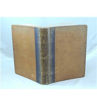 Chatterbox By Various Authors Publisher Unknown 1891  First Edition Hardback Book