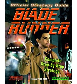 Official Strategy guide to Bladerunner
