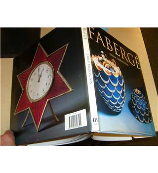 Faberge By Karen Farrington Published By PRC Publishing Ltd 1999 First Edition beautifully illustrated