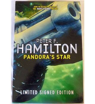 Pandora's Star (Signed limited edition in box)