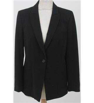 NWOT M&S Marks & Spencer size: 10 black smart jacket / coat