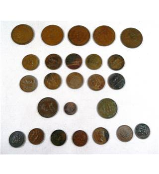 South Africa Copper Coins