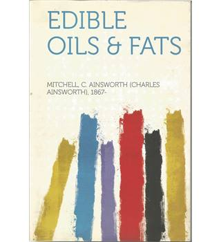 Edible Oils and Fats