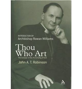 Thou Who Art, the concept of the personality of God