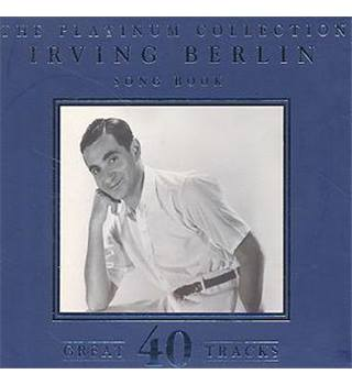 THE PLATINUM COLLECTION SONG BOOK Irving Berlin