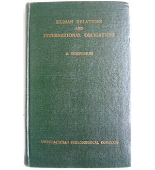 Human Relations and International Obligations