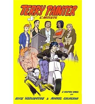 TERRY PAINTER, L'ARTISTE