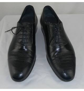 Mister - Size: 8.5 - Black Brogue / Oxford shoes