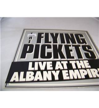 live at the albany empire the flying pickets - avm lp 0001